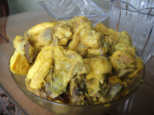 Resep Membuat Ayam Ungkep